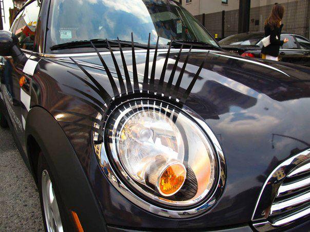 Zabavné umelé mihalnice | foto: favimages.com