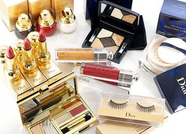 Dior Grand Bal kolekcia dekorativnej kozmetiky a lakov na nechty