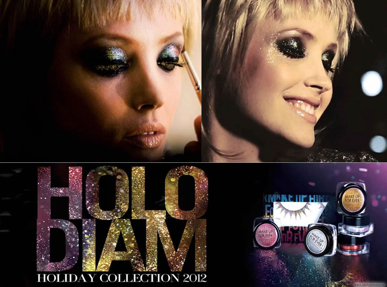 Make Up For Ever Holodiam 2012 | abeautyfeature.blogspot.sk