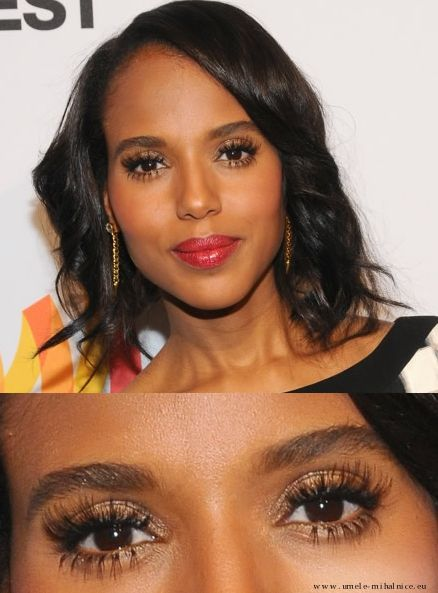 kerry washington umelé mihalnice | glamour.com