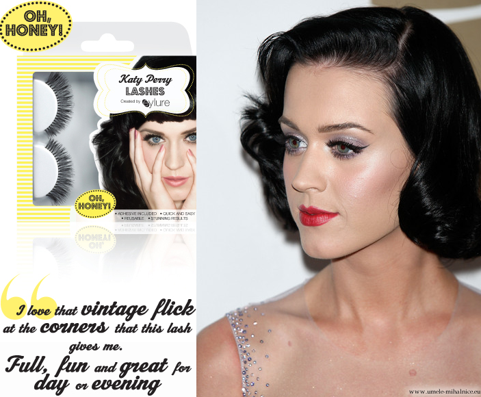umelé mihalnice katy perry oh, honey.fw | katyperry.eylure.com