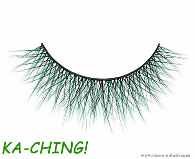 Umelé mihalnice ka-ching | eylure.com