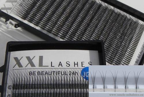 W-Lashes 3D predĺženie mihalníc pre dokonalý vzhľad | xxllashes.com