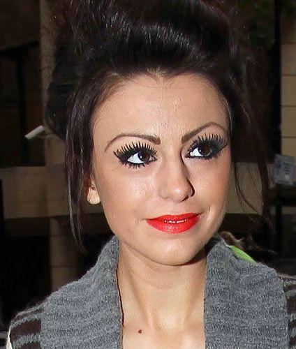 Cher Lloyd - 3D umelé mihalnice